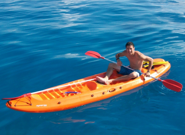 Zanzibar Kayaking