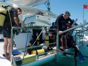 Zanzibar Scuba Diving Live Aboard Charter