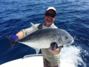 Zanzibar Big Game Fishing for Giant Trevally