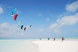 Zanzibar Kite Surfing Live Aboard Lagoons