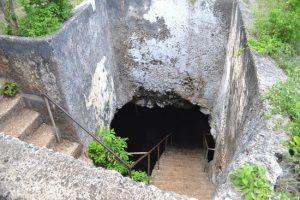 Mangwapani Slave Caves
