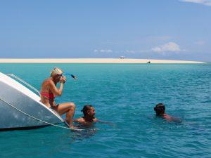 Zanzibar Snorkeling Maziwi Island