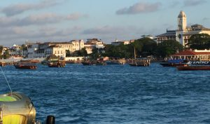 Zanzibar Yacht Holidays at Stone Town