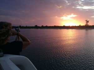 Sunset scenes on our Zanzibar Live Aboard Charters