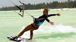 Zanzibar Kite Surfing Live Aboard