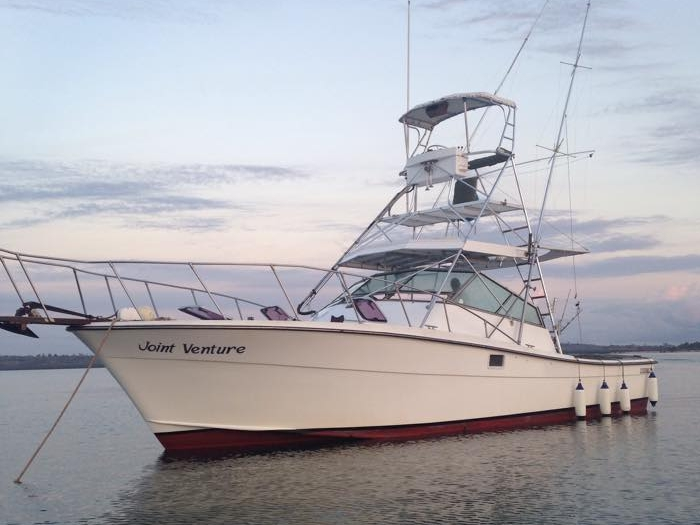 Zanzibar Power Yachts available for Big Game Fishing
