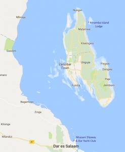 Zanzibar Yacht Transfer