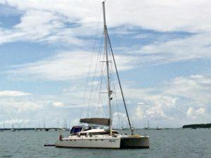 Zanzibar Catamaran Yacht