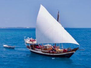 Sailing Zanzibar on a Traditional Dhow